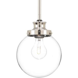 Progress Lighting Penn 100W 1-Light Medium Pendant PP5067