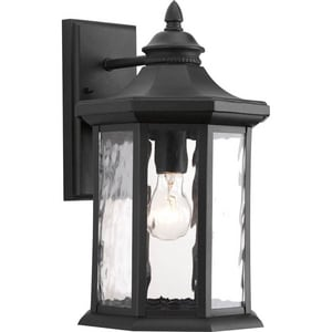 Progress Lighting Edition 15-7/8 in. 100W 1-Light Outdoor Wall Lantern PP6072