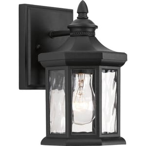 Progress Lighting Edition 9-1/8 in. 100W 1-Light Outdoor Wall Lantern PP6070