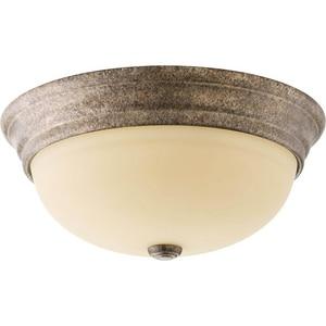 Progress Lighting Spirit 60W 3-Light Medium Incandescent Ceiling Light PP3502