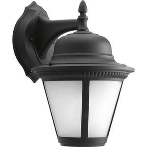 Progress Lighting Westport 15-3/8 in. 17W 1-Light Outdoor Wall Lantern PP58643130K9