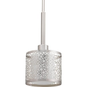 Progress Lighting Mingle 1-Light Mini Pendant PP5038