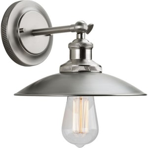 Progress Lighting Archives 1-Light Wall Sconce PP7156