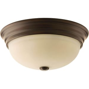 Progress Lighting Spirit 60W 3-Light Medium Incandescent Ceiling Light PP3502