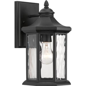 Progress Lighting Edition 12-1/2 in. 100W 1-Light Outdoor Wall Lantern PP6071