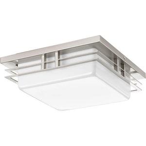 Progress Lighting 17W 3000K LED Flushmount Ceiling Fixture PP344730K9