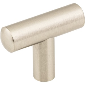 Key West Satin Nickel Knob H48SN