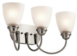 Kichler Lighting Jolie 3-Light Bath Light KK45639