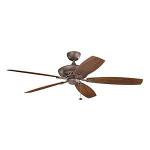 Kichler Lighting Canfield XL Patio Collection 60 in. Ceiling Fan KK310193