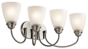 Kichler Lighting Jolie 4-Light Bath Light KK45640
