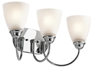 Kichler Lighting Jolie 3-Light Bath Light KK45639