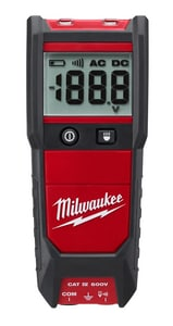 Milwaukee Battery and Plug-In Auto Voltage or Continuity Teste M221220