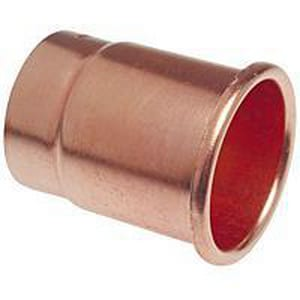 DWV Copper x Spigot Soil Adapter CDWVS