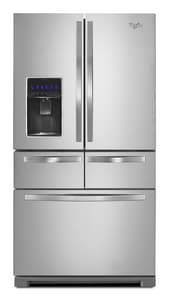 Whirlpool French Door Refrigerator WWRV986FDE