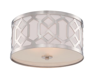 Crystorama Lighting Jennings 3-Light 180W Ceiling Light C2263