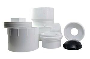 Rectorseal Clean Check® 4 in. PVC Plastic Clean Check Extension Backwater Valve REC96932