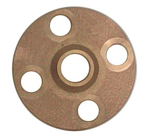 Legend Valve & Fitting Threaded Bronze Companion Flange L3102NL