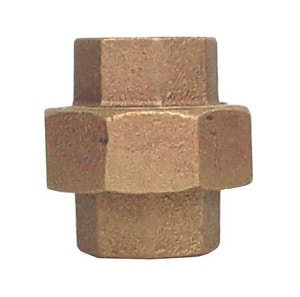 Legend Valve & Fitting Threaded Bronze Union L31015NL