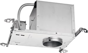 Progress Lighting 8-3/8 in. Air Tight and IC Low Voltage Recessed Housing PROP831AT