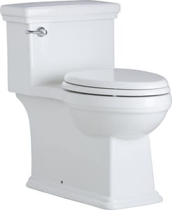 Mirabelle® Key West 1.28 gpf Elongated Toilet MIRKW241AS