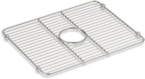 Kohler Iron/Tones® Large Sink Rack in Stainless Steel K5137-ST