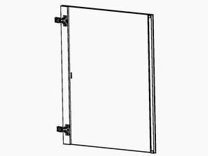 Kohler Mirror Door Assembly in Silver K1202708