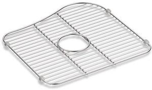 Kohler Staccato™ 16-5/8 in. Sink Rack in Stainless Steel K5103-ST