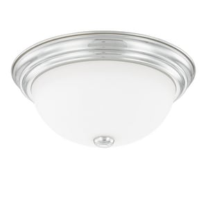 Capital Lighting Fixture 13 in. 2-Light Ceiling Light Fixture C2763