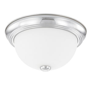 Capital Lighting Fixture 11 in. 2-Light Ceiling Light Fixture C2761