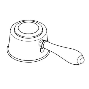 Grohe Universal Pressure Balancing Rough-In Valve with Lever Handle G47953