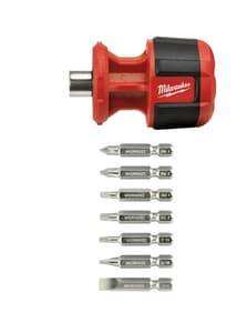 Milwaukee Compact Multi-Bit Screwdriver M48222120