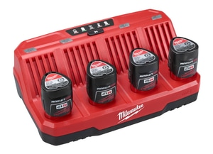 Milwaukee M12™ Sequential Charger M48591204