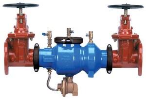 Wilkins Regulator Grooved Ductile Iron Backflow Preventer W375ABG
