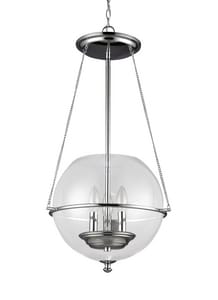 Seagull Lighting 3-Light Pendant S6511903