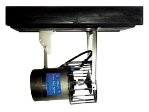 Kasco Marine Incorporated 1 hp 5.7A Circulator with 50 ft. Cord K4400HA050 at Pollardwater