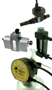 Gas Feed Systems