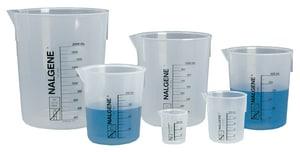 Thomas Scientific Nalgene® 1000ml Polypropylene Plastic Griffin Beaker T12011000 at Pollardwater