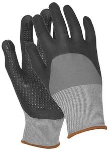 ERB Safety L Size Nitrile Glove E212