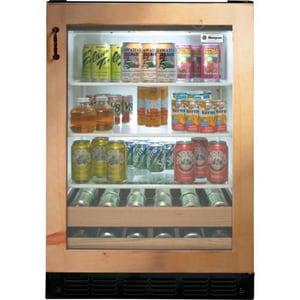 General Electric Appliances 5.50 cf Beverage Center in Custom Panel GZDBI240HII