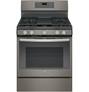 General Electric Appliances 18000 BTU Freestanding Gas Convection Range GJGB700EEJ