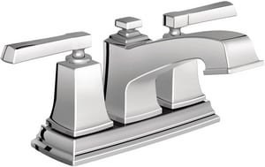 Moen Boardwalk™ Double Lever Handle Lavatory Faucet M6010