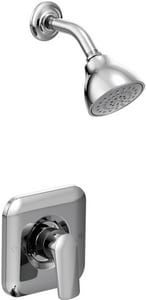 Moen Rizon™ 1.75 gpm Tub and Shower Trim Kit with Single Lever Handle MT2812EP