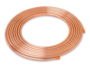 Mueller Industries 50 ft. Soft Refrigeration Tube RT18