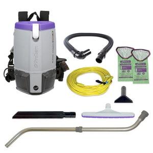 Pro Team Super Coach Pro® 6 qt Super Coach Commercial Vacuum PRO107310
