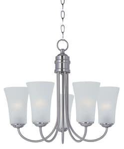Maxim Lighting International 60W 5-Light Incandescent Chandelier M455322