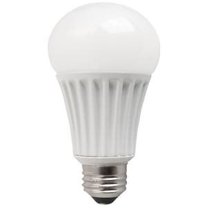TCP A21 Dimmable LED Light Bulb with Medium Base TLEDA21DOD27K