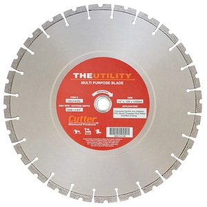 Cutter Diamond Products The Utility Utility Blade CHSU125