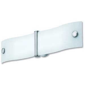 Lithonia Lighting Linear 56W 2-Light Fluorescent T5 Vanity Fixture in Polished Brushed Nickel L10844RET5BNPM2