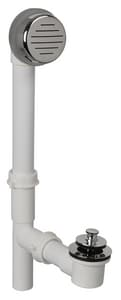 IPS Corporation PVC Tubular Push eN Lift Stopper Waste and Overflow Drain I6124