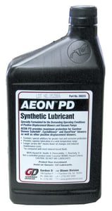 Gardner Denver Machinery Aeon™ PD 12 qt Positive Displacement Synthetic Lubricant (Case of 12) G28G24 at Pollardwater